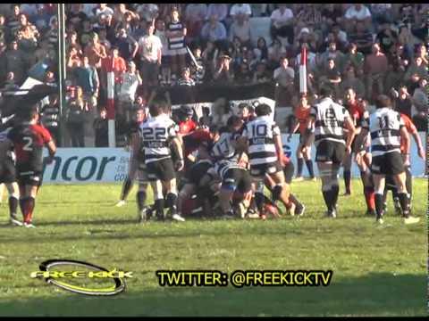 Rugby Cordobés, Ultimo Try de Tala R C  Campeón 2014