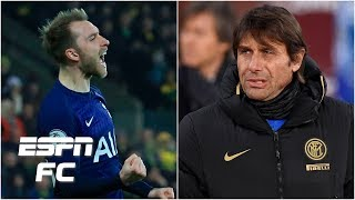 Christian Eriksen up front?! How Antonio Conte would use his potential Inter signings | Serie A