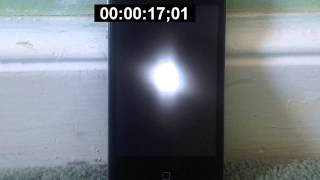 iPhone 4 iOS 7.1 Boot Speed Test