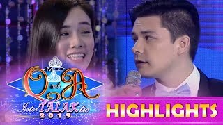It's Showtime Miss Q and A: Ate Girl Jackque warns Kuya Escort Greg