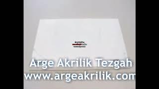 Arge Akrilik Tezgah Kullanımı , Akrilik Tezgah Bakımı, Akrilik Tezgah Temizliği