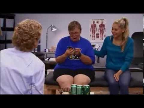 Anna Kournikova at The Biggest Loser (S12E02)