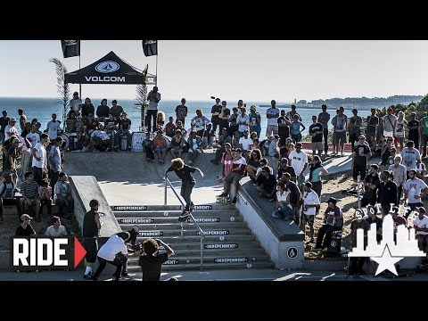How Nassim Guammaz Won  Volcom Damn Am Portugal: SPoT Life