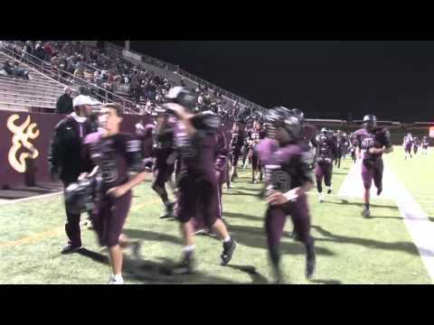 Game 11 (Bi-District Playoffs) George Ranch v. Goose Creek Memorial 11 14 13