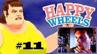 Happy Wheels #11 Meteor poganiacz! (Roj-Playing Games!)