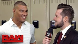 Jason Jordan aims to pick up a win against Roman Reigns tonight: Exclusive, Sept. 11, 2017