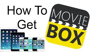 How to get Moviebox EASY for iOS 7 (Cydia)