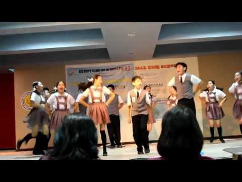 Rshs 3 Jazz Chant Competition 2012 video