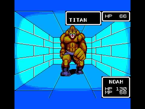 Phantasy Star - Dezoris for Ice Digger and Prism - User video