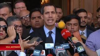 Tổng thống Venezuela muốn thương lượng với phe đối lập (VOA)