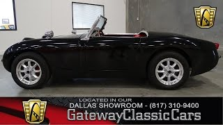 1960 Austin Healey Sprite #190 Gateway Classic Cars of Dallas