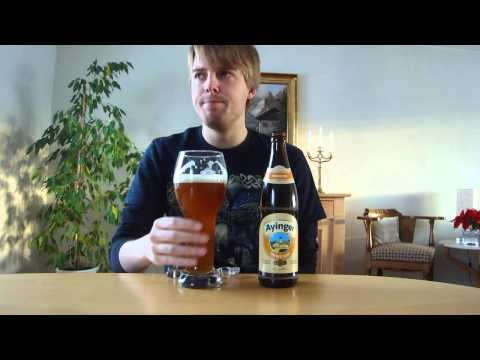 TMOH - Beer Review 954#: Ayinger Ur-Weisse