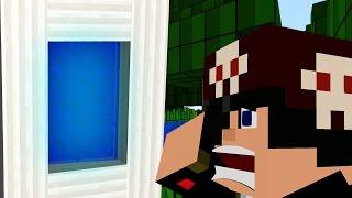 PORTAL PARA O PARAÍSO! - PERDIDO NUM PLANETA! - Minecraft #4