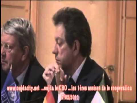 22/01/2011 - Bruno Joubert ambassadeur de france au maroc /oujda