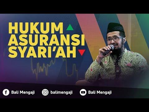 Video Singkat: Hukum Asuransi Syari'ah - Ustadz Dr. Muhammad Arifin Badri, MA