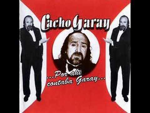 Cacho Garay Despedida