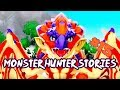 Lets Play Monster Hunter Stories 15 Black Big And Horny English