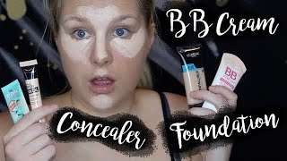 The Difference Between Concealer, Foundation, and BB Cream | Forever Blonde