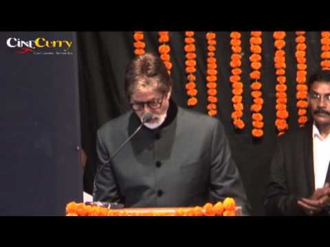 Amitabh Bachchan Launches Satyapal Singhs Book Talash Insaan...