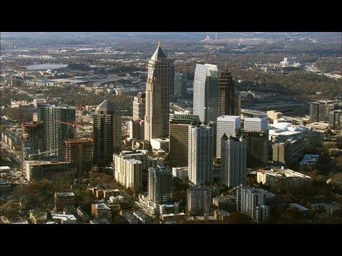 Atlanta, Georgia: Home of Martin Luther King Jr.