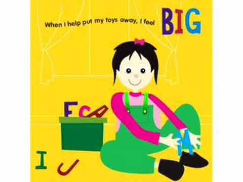 """I Feel"": A Big Heart Kids E-Book"