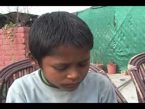 Amazing Interview In India with a boy from the streets ~ Beyond Slumdog Millioniare / update below