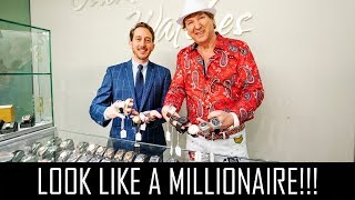 MILLIONAIRE WATCHES WITHOUT THE MILLIONAIRE PRICETAG!