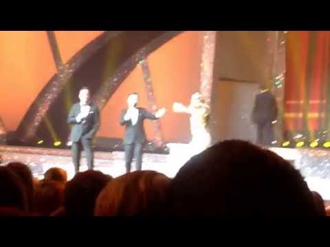 Ant and Dec's Takeaway on Tour Cardiff August 6th 2014 Bring Me Sunshine