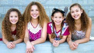 Haschak Sisters-Don't let me down
