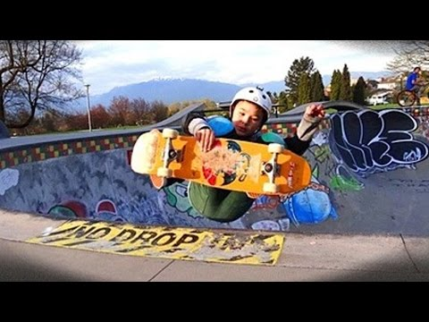 Kensington Skate Contest 2014