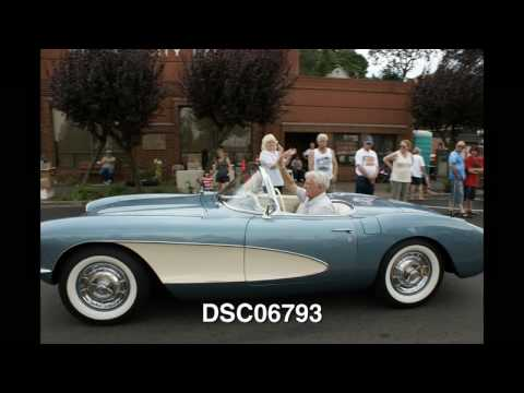 (HD) - Untouchables Car Show - Downtown Kalama, WA 08-17-2008