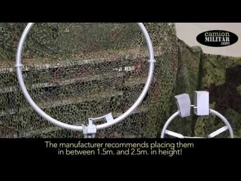 Ciro Mazzoni Loop Magnetic Antenna review by EA3YK