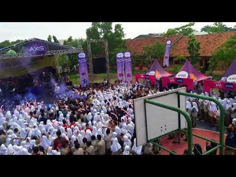 AXIS GO TO SCHOOL - SMAN 1 PAMANUKAN (Event Elshanda FM)