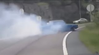 Best Street Drifting Fail Win Compilation 2015