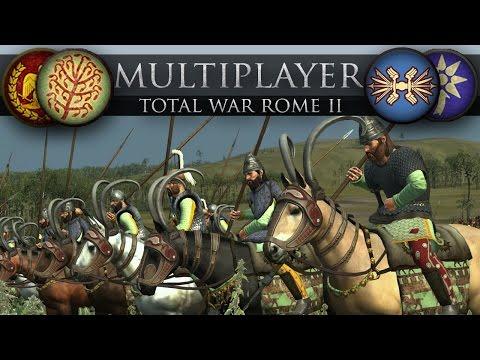 Ancient Bretonnia (Total War: Rome II Battle #195)