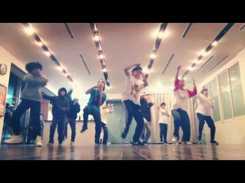 Let Em to Rest / Busta Rhymes - B-p.zy! Dance Company - choso class