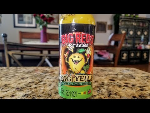 Big Red's Hot Sauce