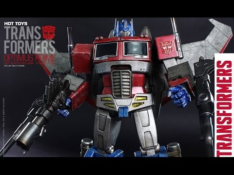 [PREVIEW] Hot Toys OPTIMUS PRIME Transformers G1 / DiegoHDM