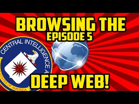 SECRET GOVERNMENT DOCS!?! - Deep Web Exploration 5