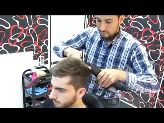 UKLADKA  stilist ELNAR hair styles sac modeli �������