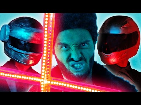 "The Weeknd ft. Daft Punk - ""Starboy"" PARODY"