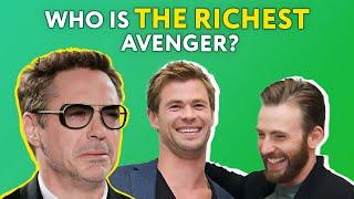 Avengers Endgame: Net Worth Revealed  | ⭐OSSA