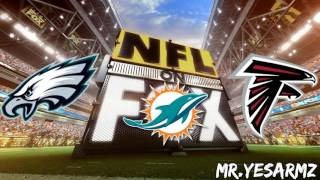 NFL ON FOX Theme Song 1 HOUR
