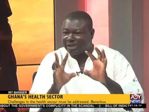 Ghana's Health Sector - My Banner (25-2-15)