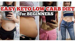 PAANO MAG KETO - LOW CARB DIET? PLUS EFFECTIVE TIPS PARA PUMAYAT NG MABILIS