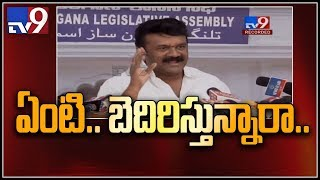 Talasani Srinivas Yadav sensational comments on Chandrababu