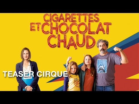 Cigarettes et chocolat chaud - Teaser Cirque - Gustave Kervern, Camille Cottin streaming vf