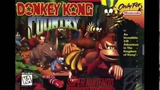 Descargar Donkey Kong Country 1, 2, 3 (SNES)