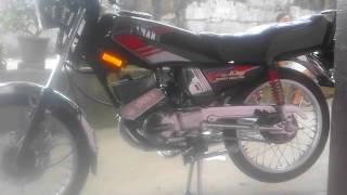 Yamaha RX king kobra settingan Anak Medan Broooo