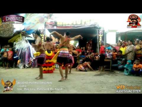 Download Lagu Wijoyo Putro Original Lagu Jaranan Cidro Voc Lery Mahesa & Bu Yayuk MP3 Free
